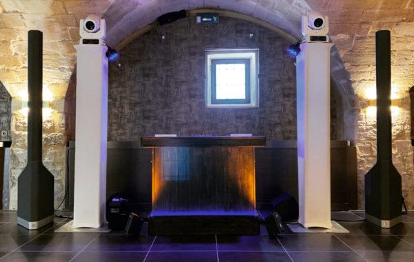 DJ Mariage Les Baux Provence